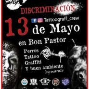 13.05.17 – Exhibición de Graffiti en Bon Pastor, Barcelona