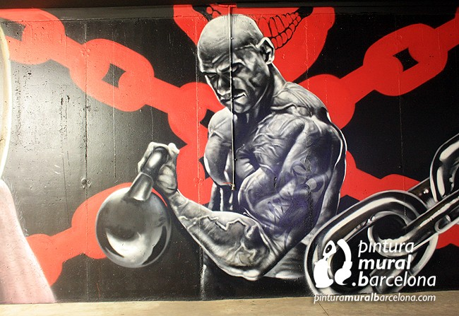 mural-graffiti-box-cossfit-bodybuilder
