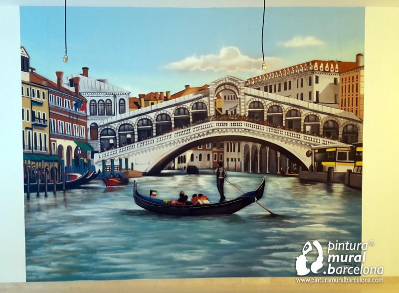 mural-graffiti-venecia-italia-gondolas