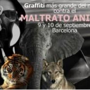 09.09.17 – Exhibición GRAFFITI 'EL ÚLTIMO ASALTO FEST', Drassanes
