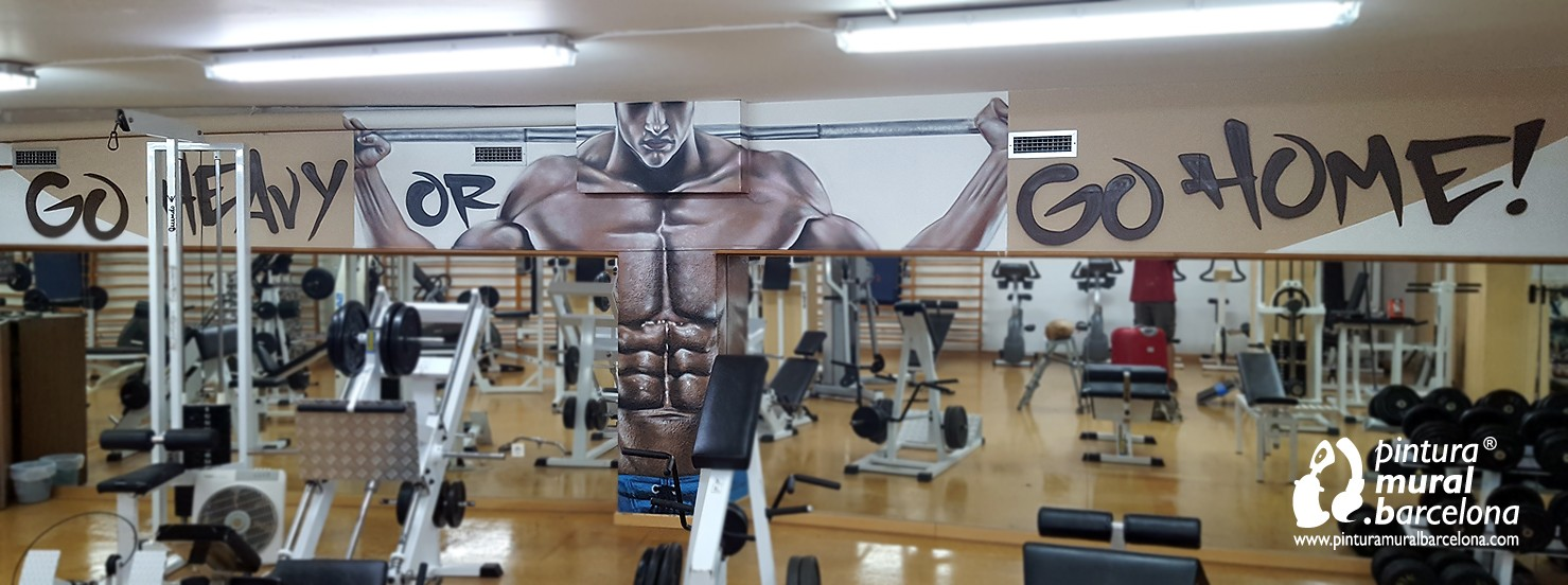 gym-graffiti-decorado-crossfit-pesas-culturismo