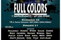 20-21.10.17 – Exhibición GRAFFITI 'FULL COLORS', Rubí