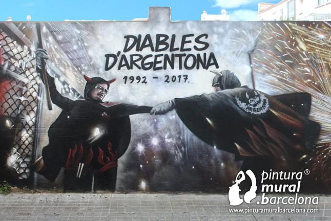 colla-diables-argentona-mural