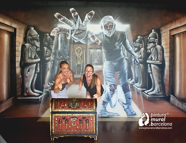 photocall-3d-mural-ilusiones-momia-graffiti