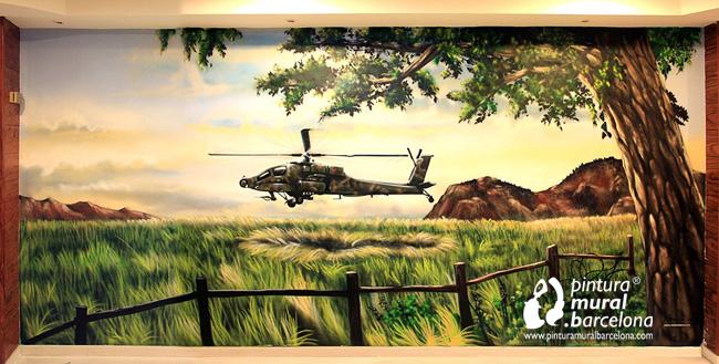 tematizaciones-guerra-helicoptero-arbol