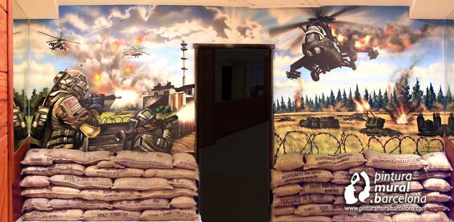 tematizaciones-guerra-helicoptero-tanques