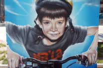 GRAFFITI BICI BCN