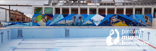 mural-graffiti-piscina-realismo-decorada
