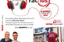 28.12.18 – Exhibición RAC105, Movistar, Netflix en Barcelona