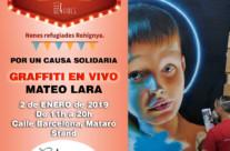 02.01.19 – Exhibición acto benéfico DOLLS4GIRLS, Mataró