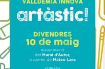 10.05.19 – Inauguración Mural MARISTES VALLDEMIA, Mataró