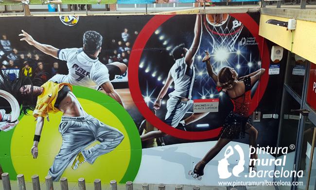mural-deportivo-toni-sors-santvicenç
