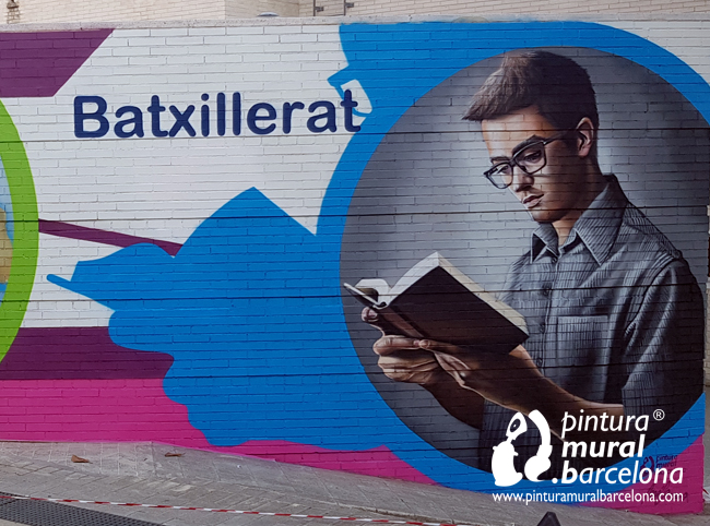 mural-maristes-graffiti-bachillerato-mataro-colegio