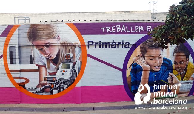 mural-maristes-graffiti-primaria-mataro-colegio