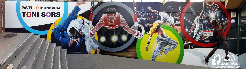mural-pabellon-deportes-toni-sors-santicens