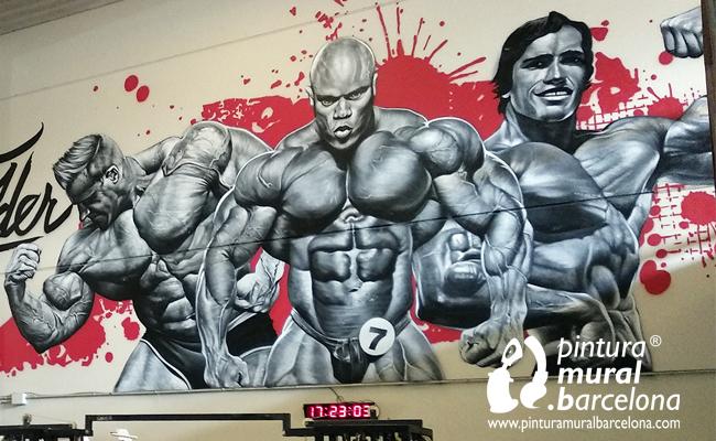 mural-graffiti-gym-bodybuilding-culturismo-arnold