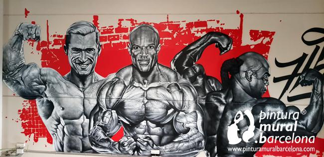 mural-graffiti-gym-bodybuilding-culturismo-coleman
