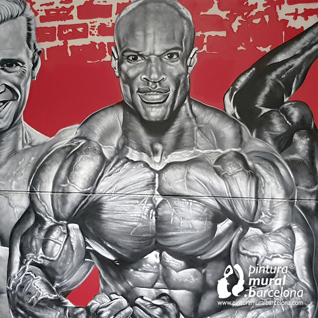 mural-graffiti-gym-bodybuilding-culturismo-ronnie-coleman