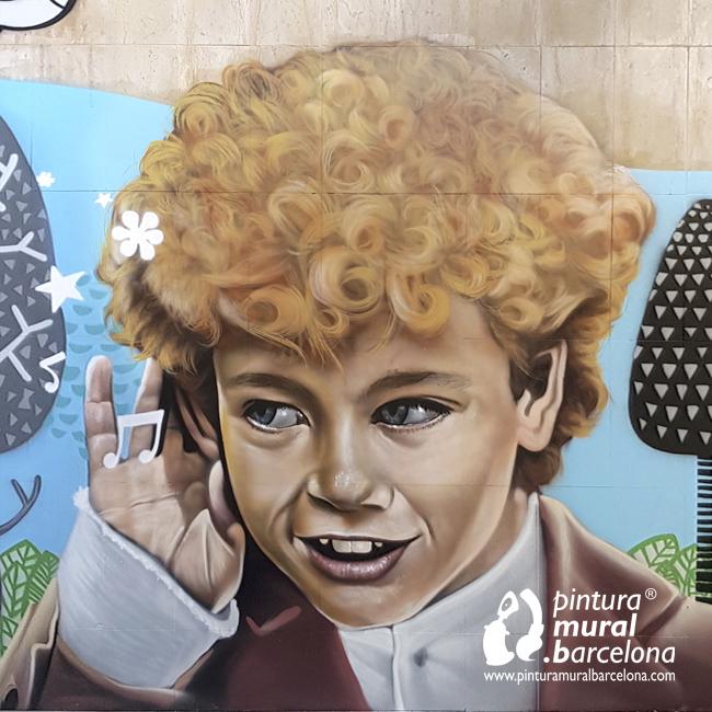 mural-graffiti-realismo-kids&us-niño