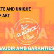 10.07.20 – Graffiti en directo en SUN RANXX Festival- Osona (Girona)
