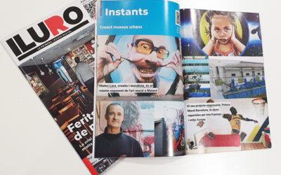 20.11.20 – Entrevista a Mateo Lara en la revista ILURO